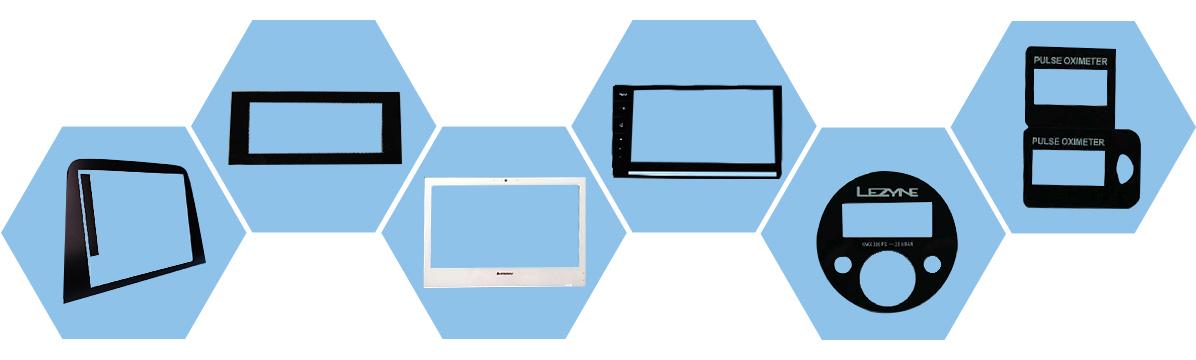 定制AG玻璃盖板加工